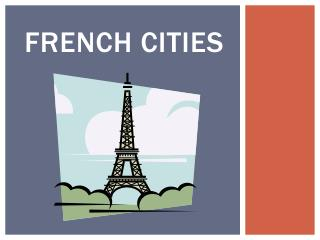 French Cities
