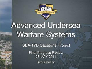 Advanced Undersea Warfare Systems