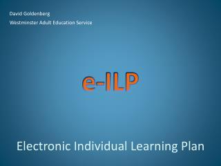 e -ILP