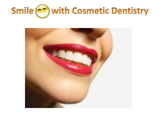 Procedures of Cosmetic Dentistry provided by AFAM Dental in
