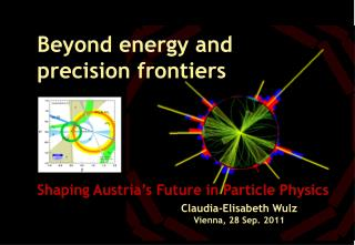 Beyond energy and precision frontiers