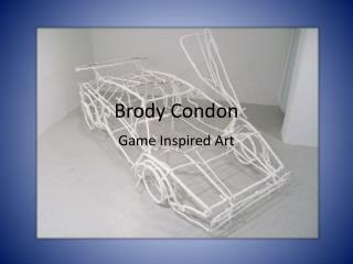 Brody Condon