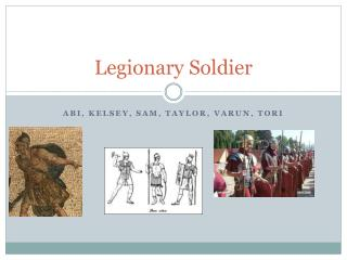 Legionary Soldier