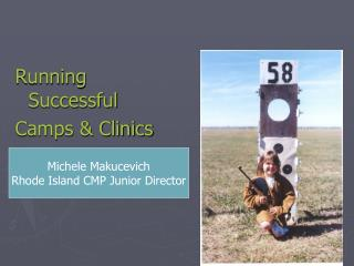 Running Successful Camps  Clinics