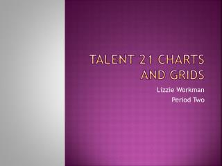 Talent 21 Charts and Grids
