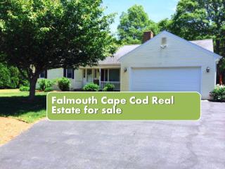 Falmouth Cape Cod real estate for sale