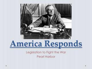 America Responds