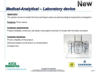 Medical-Analytical – Laboratory device