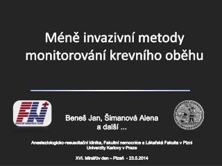 Beneš  Jan, Šimanová Alena a další ...