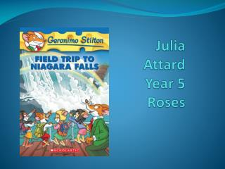 Julia Attard  Year 5 Roses