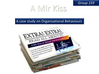 A Mir Kiss