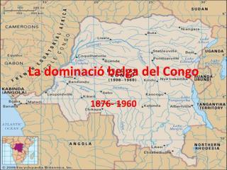 La  dominació  belga del Congo