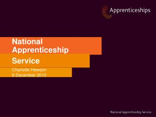 National Apprenticeship