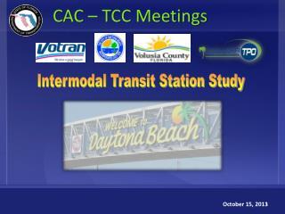 CAC – TCC Meetings