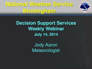 National Weather Service  Birmingham