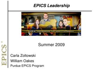 EPICS  Leadership