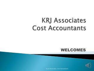KRJ Associates Cost Accountants