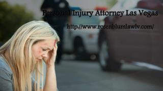 Personnel Injury Las Vegas