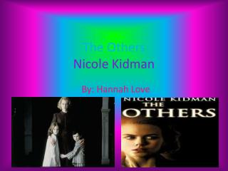 The Others Nicole Kidman