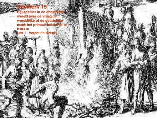 Opstand tegen het wereldlijk gezag