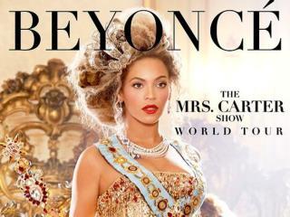 EVENT  Mrs. Carter Show World Tour