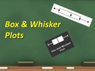 Box & Whisker Plots