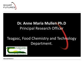Dr. Anne Maria Mullen Ph.D Principal Research Officer