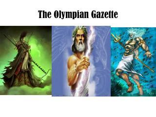 The Olympian Gazette