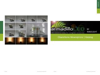 Katalog ArmadilloLED  by I NNOLIGHT