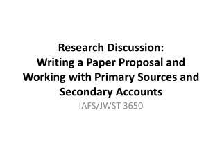 IAFS/JWST 3650