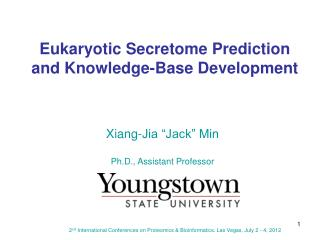 Eukaryotic Secretome Prediction and Knowledge-Base Development