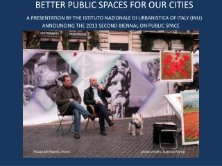Post 2013 INU National Congress: 3 ° Regional Urban Planning  Exhibition