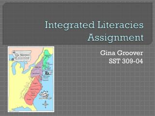 Integrated Literacies Assignment