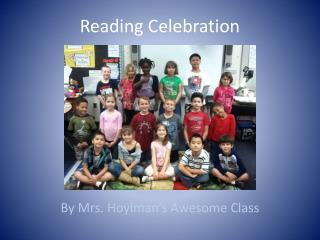 Reading Celebration