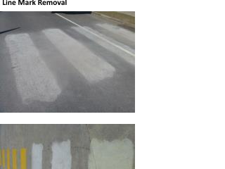 Line Mark Removal
