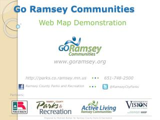 Go Ramsey Communities