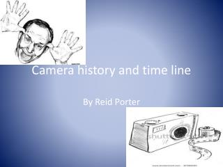 Camera history and time line