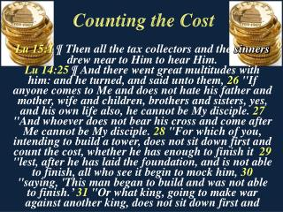 Lu 15:1  ¶ Then all the tax collectors and the  sinners  drew near to Him to hear Him .