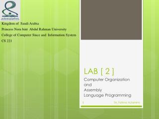 LAB [ 2 ]