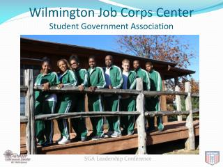 Wilmington Job Corps Center  Student Government Association