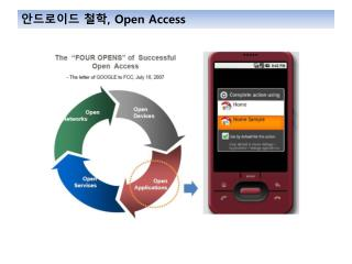 안드로이드  철학 , Open Access