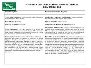 F-25 CHECK LIST DE DOCUMENTOS PARA CONSULTA  (BIBLIOTECA)  668