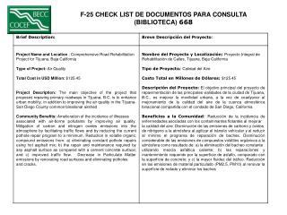 F-25 CHECK LIST DE DOCUMENTOS PARA CONSULTA  (BIBLIOTECA)  668