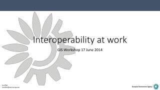 Interoperability at work