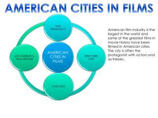 AMERICAN CITIES IN FILMS