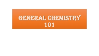 Interactive Lecture Quiz 1 on Chapter 2-- Chemistry