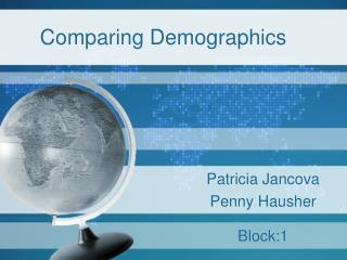 Comparing Demographics