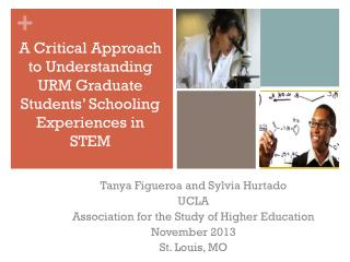 A Critical Approach to Understanding URM Graduate Students' Schooling Experiences in STEM