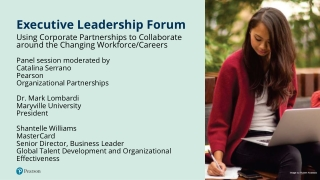 Leadership Forum - Providing Solutions