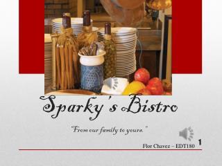 Sparky's  Bistro